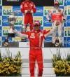 202. zwycięstwo Shell i Ferrari w historii Formuły 1