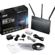 DSL-AC68U niezwykle szybki modem z routerem