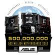 ASUS świętuje sprzedaż 500 milionów płyt głównych