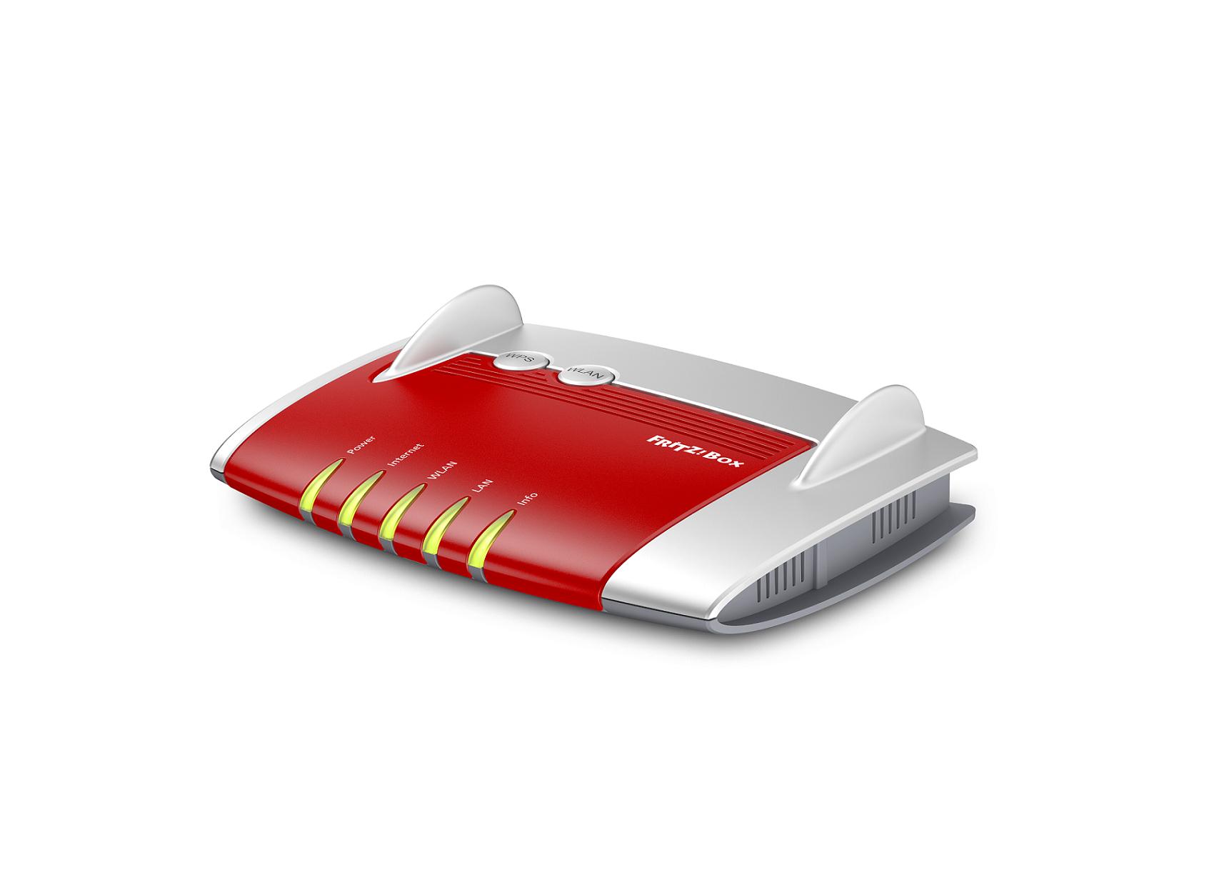 Całkiem nowy router FRITZ!Box 4020