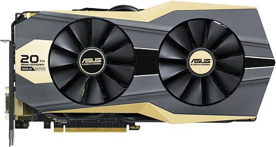 ASUS GTX 980 Ti w limitowanej, złotej edycji