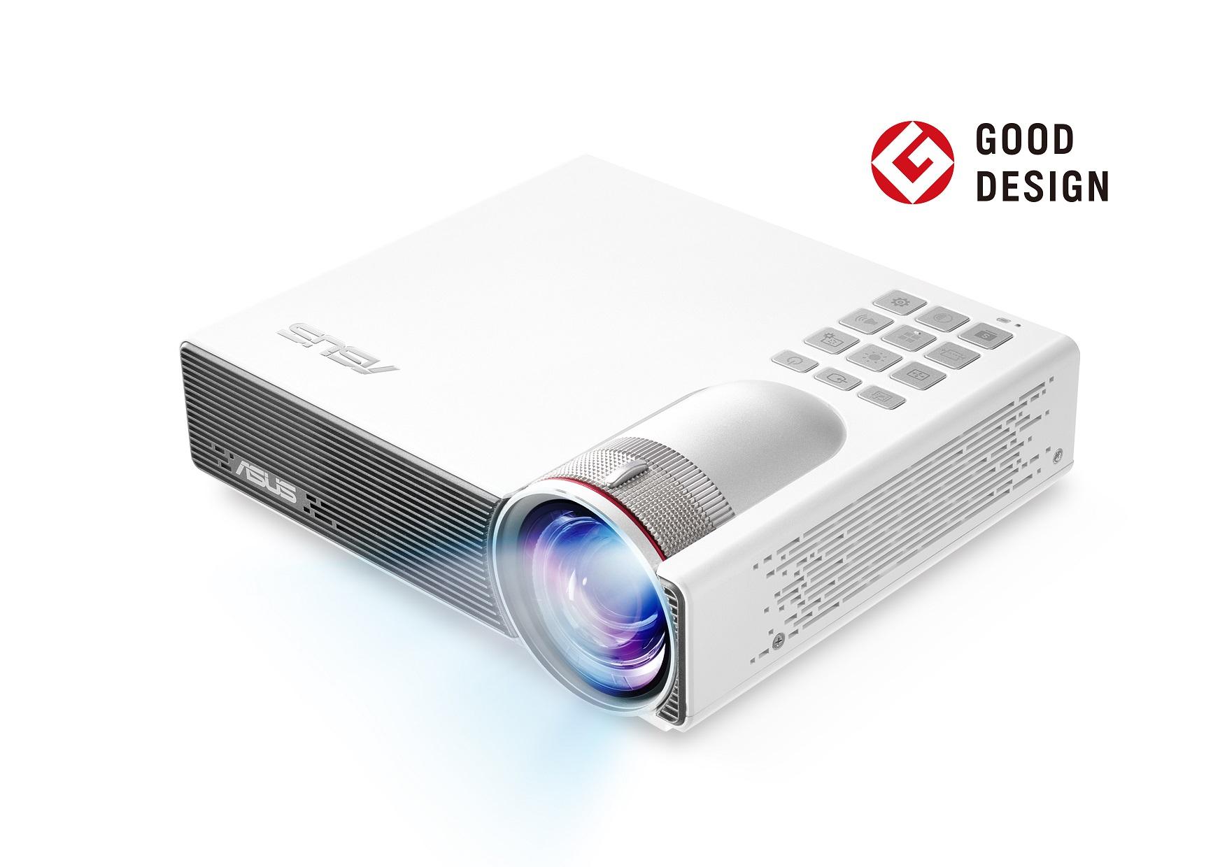 ASUS przedstawia nowy niewielki projektor